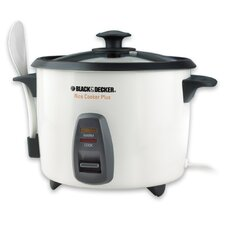 <strong>Black & Decker</strong> 16 Cup Multi Use Rice Cooker