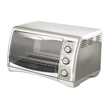 <strong>Black & Decker</strong> Perfect Broil Convection Toaster Oven