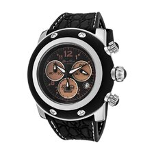 Women's Miami Chronograph Round Watch