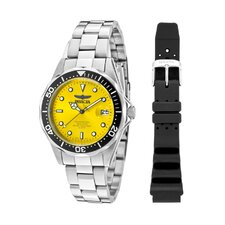 Women's Pro Diver Round Watch