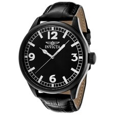 Men's Specialty Round Watch