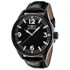 Men's Specialty Round Watch