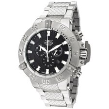 Men's Subaqua Chronograph Round Watch