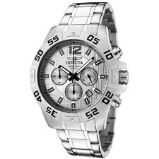 Men's Invicta II Chronograph Round Watch