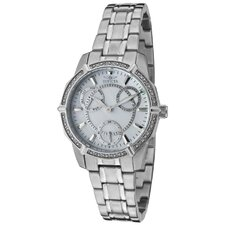 Women's Wildflower MOP Round Watch