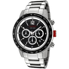 Men's Meter Chronograph Round Watch
