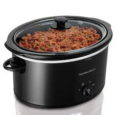 <strong>Hamilton Beach</strong> 5-Quart Slow Cooker