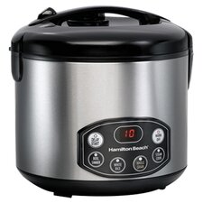 20-Cup Digital Simplicity Deluxe Rice Cooker/Steamer