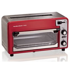 2-Slice Toastation Combination Toaster & Toaster Oven
