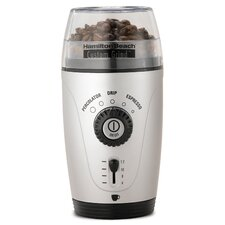 <strong>Hamilton Beach</strong> Platinum Custom Grid Hands Free Coffee Grinder