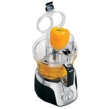 Big Mouth 14 Cup Food Processor in Black