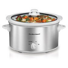 <strong>Hamilton Beach</strong> 4 Quart Slow Cooker