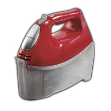 Ensemble Hand Mixer with Snap-On Case