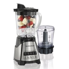 <strong>Hamilton Beach</strong> Power Elite Blender and Chopper
