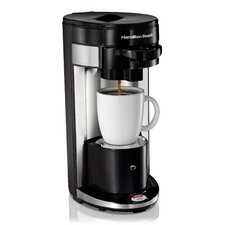 <strong>Hamilton Beach</strong> Flex Brew Single Serve K-Cup Coffee Maker