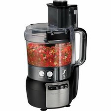 <strong>Hamilton Beach</strong> ChefPrep 10 Cup Food Processor