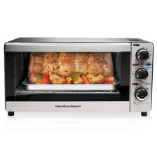 6-Slice Toaster/Broiler Oven