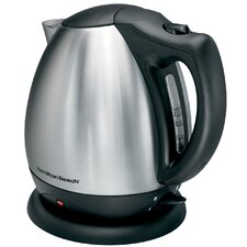 2.5-qt. Drip-Free Electric Tea Kettle