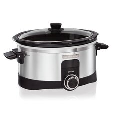 IntelliTime 6-qt. Slow Cooker