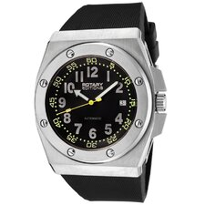 <strong>Rotary Watches</strong> Men's Editions Automatic Round Watch