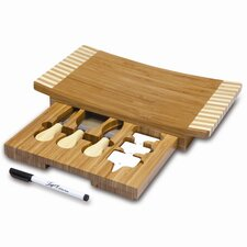 <strong>Picnic Time</strong> Concavo Cutting Board