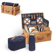 <strong>Picnic Time</strong> Windsor Picnic Basket