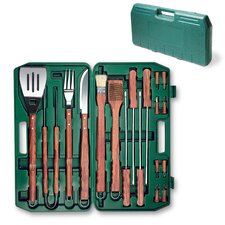 18 Piece Picnic BBQ Set