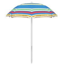 <strong>Picnic Time</strong> 5.2' Picnic Beach Umbrella