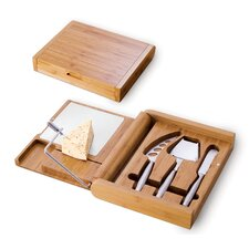 <strong>Picnic Time</strong> Soirée Cheese Cutboard Set