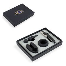 NFL Metro Digital Print Wine Tools in Black