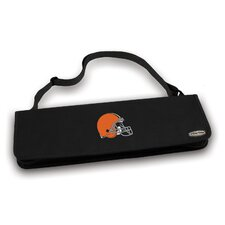 NFL Metro Digital Print BBQ Tote in Black