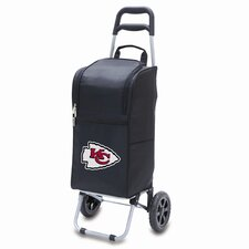 <strong>Picnic Time</strong> NFL Cart Cooler