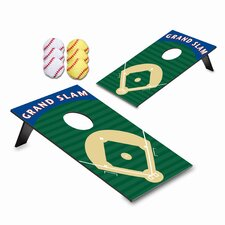Baseball Field Bean Bag Throw