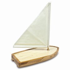 <strong>Picnic Time</strong> Sailboat Cutting Board
