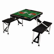 <strong>Picnic Time</strong> NFL Picnic Table Sport
