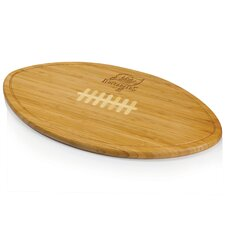 NFL Kickoff Wood Cutting Board