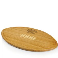 NCAA Kickoff Wood Cutting Board