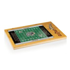 <strong>Picnic Time</strong> NCAA Football Icon Cutting Board