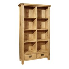 Elegance Oak Bookcase