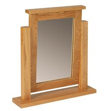 Hereford Oak Dressing Table Mirror