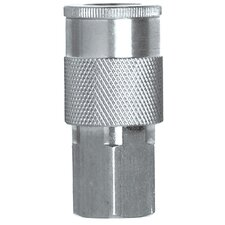 "1/4"" 1/M NPT Female Coupler MP6021"