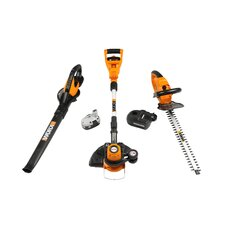 <strong>Worx</strong> 3 Pieces 18V Ni-Cd Cordless Combo Kit