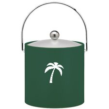 Palm Tree 3 Qt. Ice Bucket