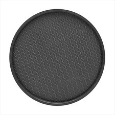 <strong>Kraftware</strong> San Remo Eclipse Design Deluxe Round Serving Tray