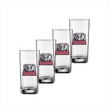 Collegiate 16 oz. Glass (Set of 4)