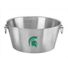 "Collegiate 8"" Michigan State Party Tub"