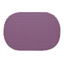 Fishnet Oval Placemat (Set of 12)
