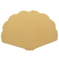 <strong>Kraftware</strong> Fishnet Shell Placemat (Set of 12)