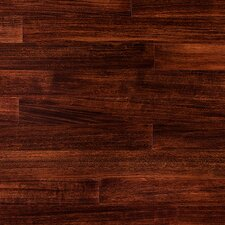 "3-1/4"" Solid Exotic Aspen Flooring in Nutmeg"