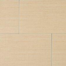 "Element Series 24"" x 12"" Porcelain Tile in Beige"